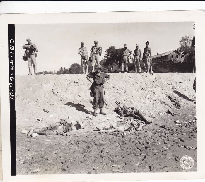 组图:美国国家档案馆收藏中缅印战场影像(四)