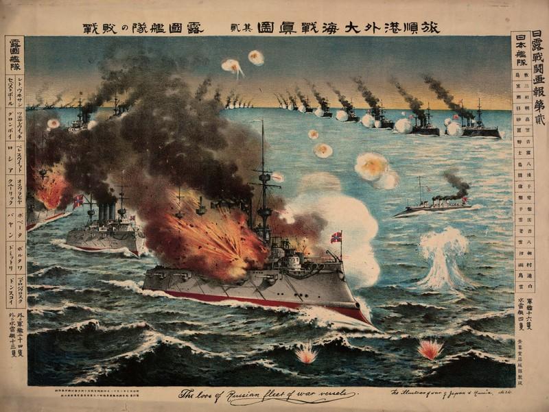 改变亚洲格局的甲午海战[组图]