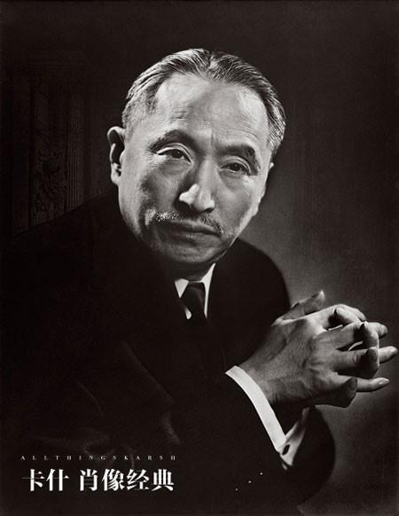 20世纪全球最著名的人物肖像[组图]