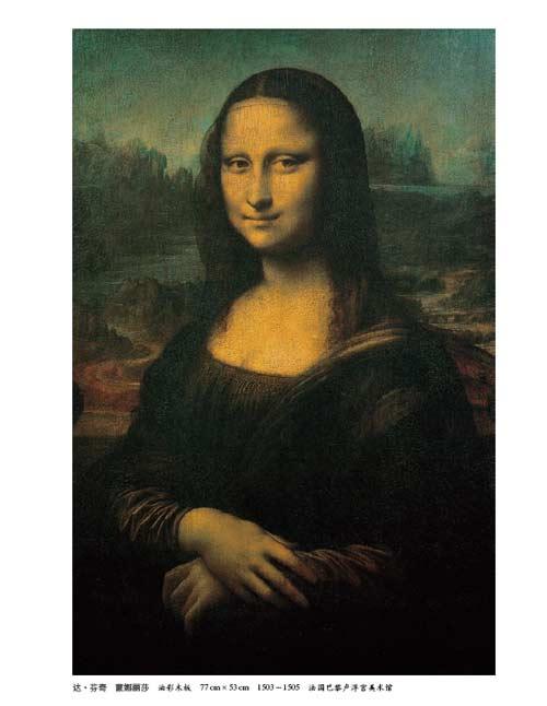 世界100大画家代表作 [组图]