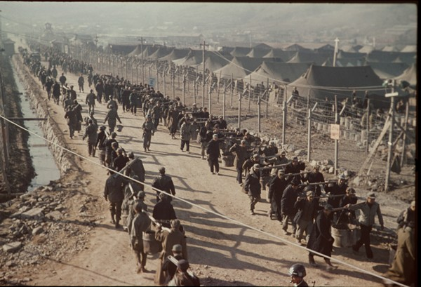 一个志愿军战俘的六十年回忆[组图]