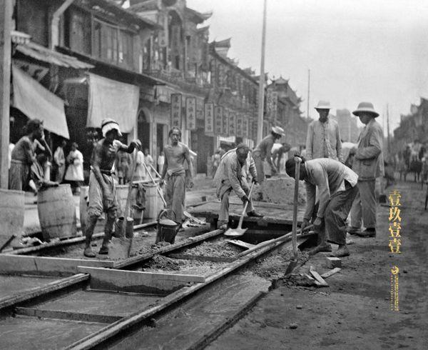 辛亥革命前后中国影像[组图]