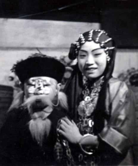 名伶顾正秋:蒋经国苦追不到的女人
