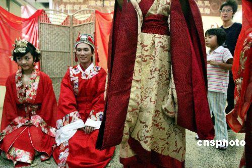 亚洲传统婚礼秀 - sunlens - 佑使
