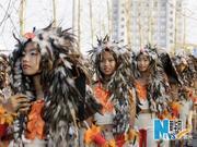 菲律宾庆祝阿里万节(组图)