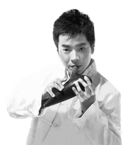 陶笛曲谱祝你生日快乐