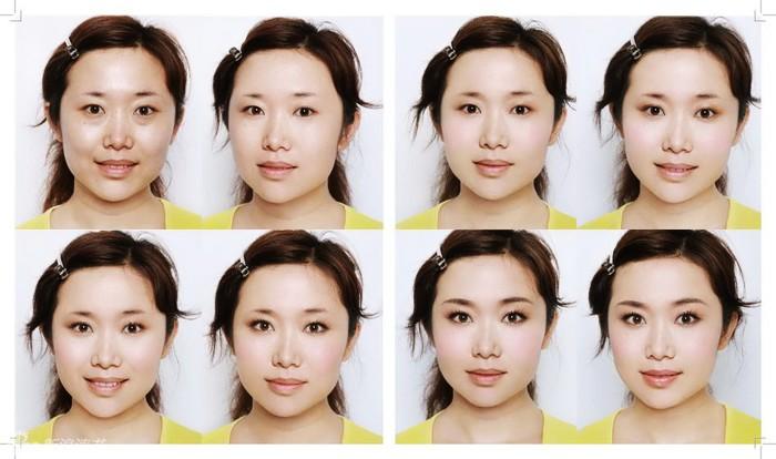 化妆步骤的先后顺序