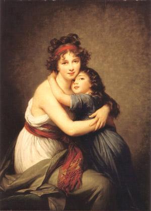 世界名画中的十大美女 - 鸣雷 - 鸣雷音乐