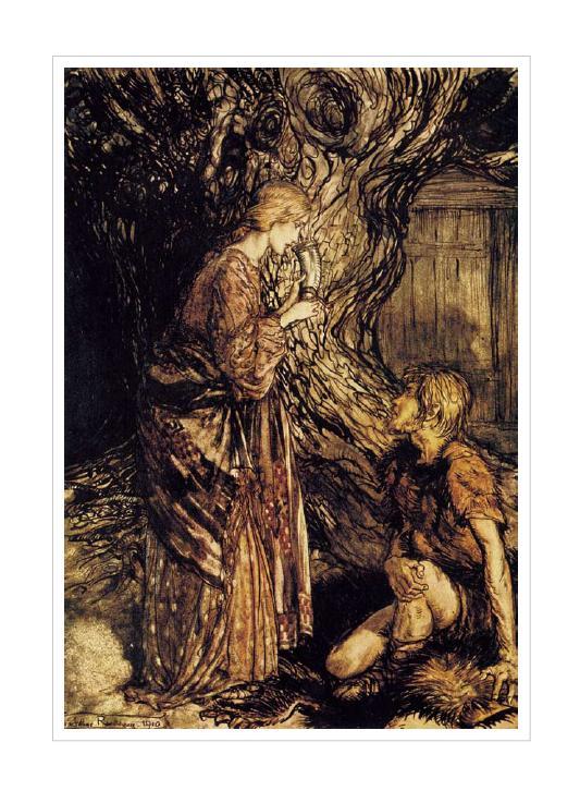 北欧神话:尼伯龙根的指环[组图](21/28)图片