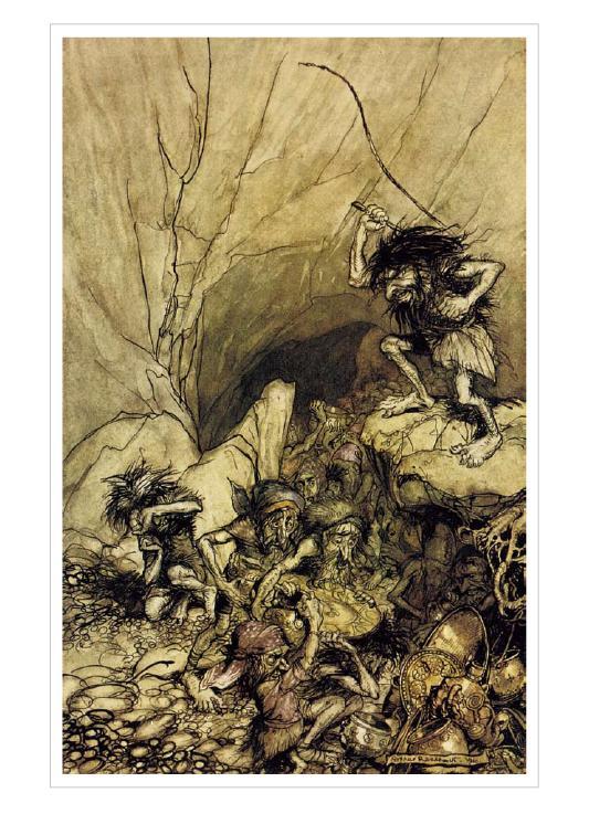 北欧神话:尼伯龙根的指环[组图]图片