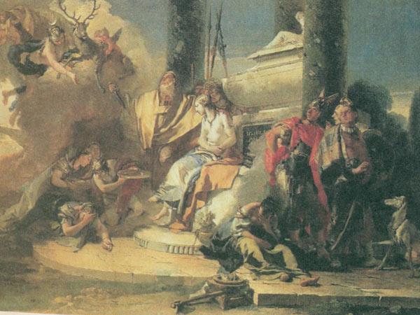 特洛伊战争的起因_组图:希腊神话故事插图(五)_读书频道_凤凰网
