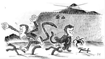 猴子虽然是种有趣的动物,但是却也容易携带各种病毒和细菌,有很多人畜