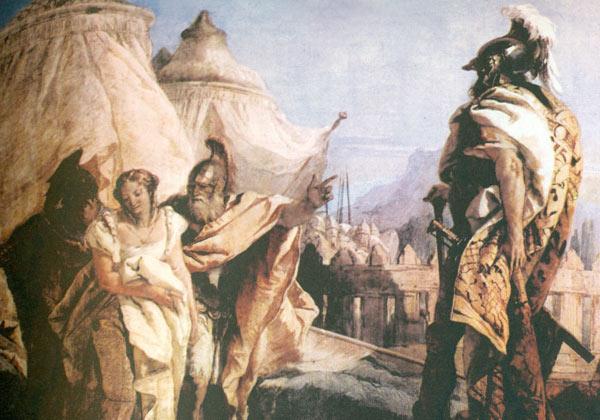 特洛伊战争的起因_组图:希腊神话故事插图(六)_读书频道_凤凰网