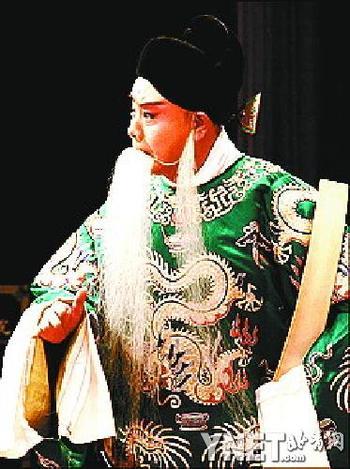 京剧张克伴奏曲谱