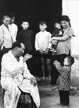 领袖毛泽东一生中最柔情的时刻(组图)