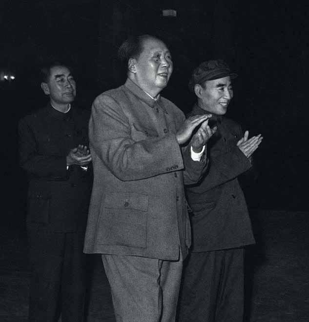 林彪政治巅峰期时的罕见照片 - 头狼 - 头狼