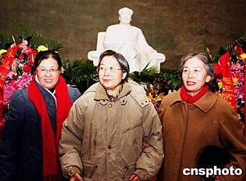 唯一敢当面责骂毛泽东的女人:张玉凤(组图)