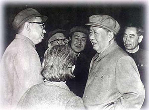 揭秘毛泽东晚年最信任的十个人(组图)