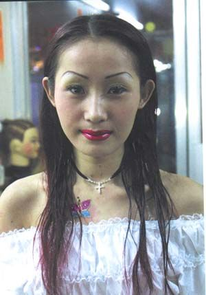 一个美丽女孩的吸毒史:靠出卖身体来获得毒资(组图)