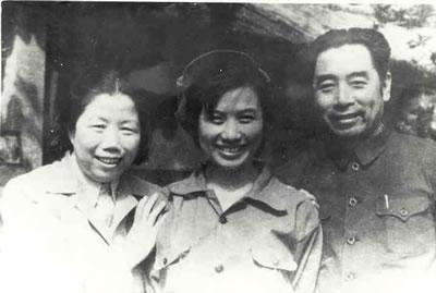 林彪一生的5个女人(组图)